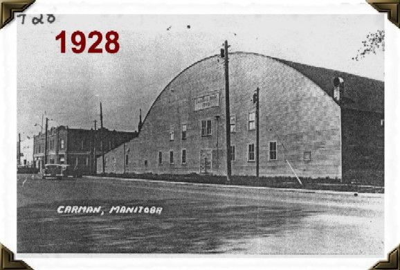 Carman Curling Club 1928
